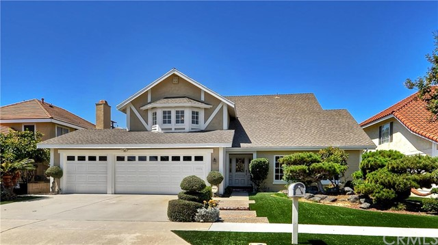 18066 Mount Norby Circle Fountain Valley, CA 92708 is listed for sale as MLS Listing OC16159041