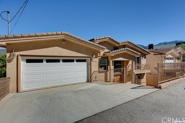 8055 McGroarty Street Sunland, CA 91040 is listed for sale as MLS Listing 316003506