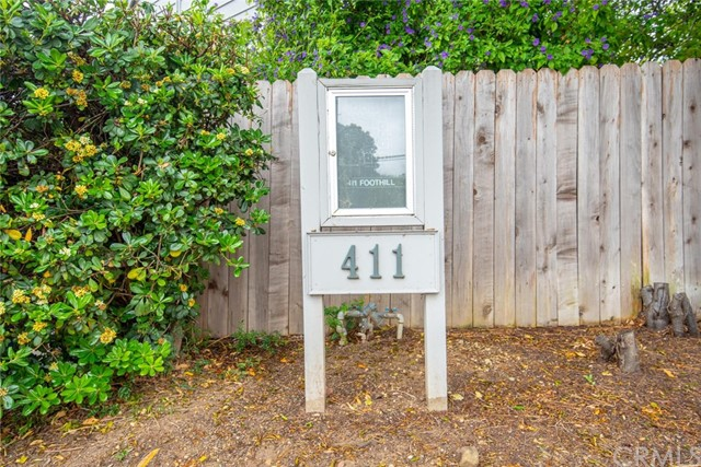 411 E Foothill Boulevard, San Luis Obispo, California