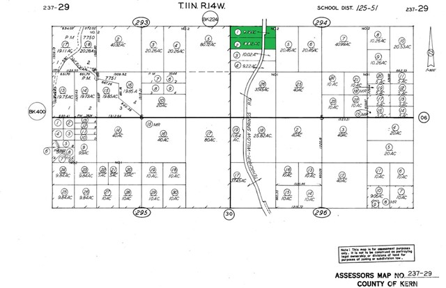 Detail Gallery Image 1 of 1 For 0 Tehachapi Willow Springs Rd, Tehachapi,  CA 00000 - – Beds | – Baths