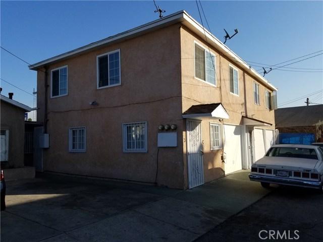 Single Family Home for Sale at 2308 E Compton Boulevard Compton, California 90221 United States