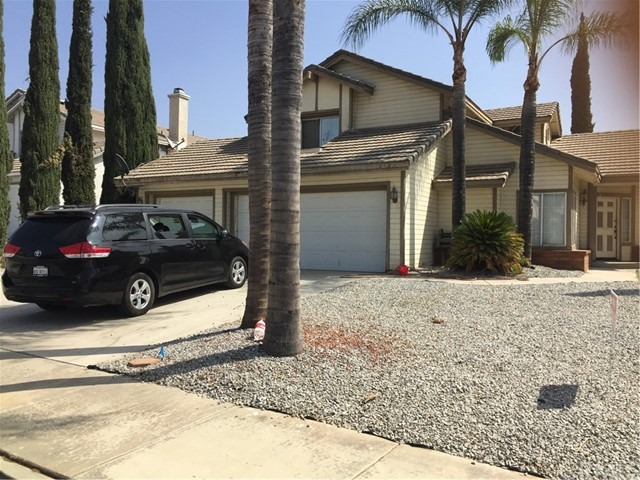 26121 Coronada Drive Moreno Valley, CA 92555 - MLS #: OC18183284