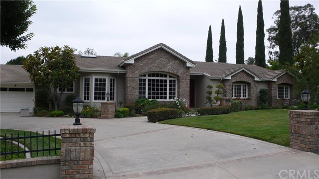 Single Family Home for Rent at 19077 Oriente St Yorba Linda, California 92886 United States