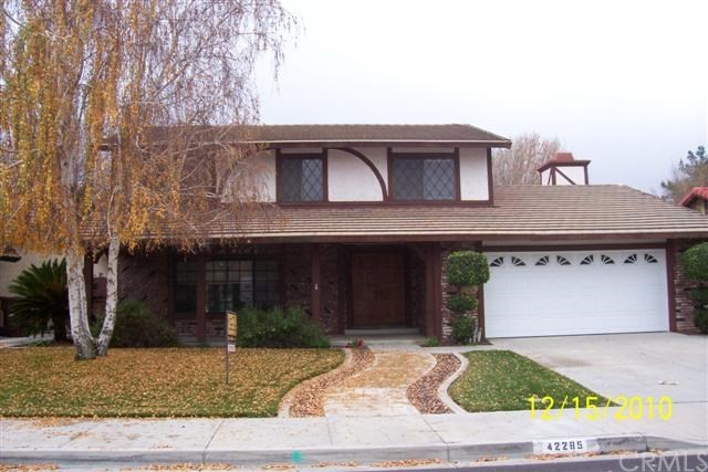 Single Family Home for Rent at 42285 Santee Circle Hemet, California 92544 United States