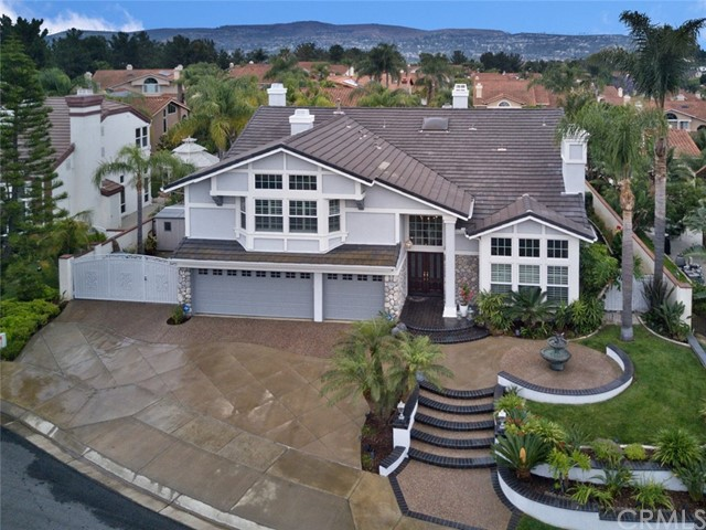 20390 Via Sanlucar, Yorba Linda, California