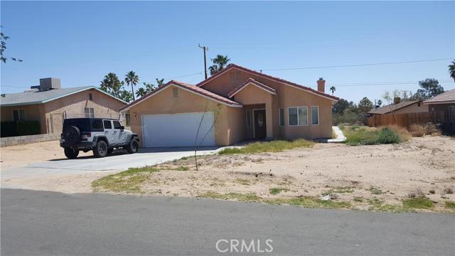 6005 Daisy Avenue, 29 Palms CA 92277