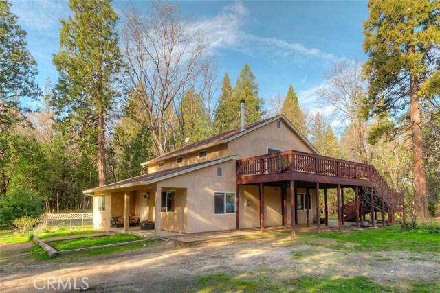 Casa Unifamiliar por un Venta en 1809 Bald Rock Road Berry Creek, California 95916 Estados Unidos