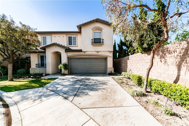 Single Family Home for Sale at 9260 Meridian Lane Garden Grove, California 92841 United States