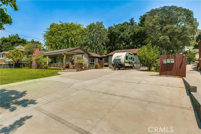 Single Family Home for Sale at 145 Grandview Avenue E Sierra Madre, California 91024 United States