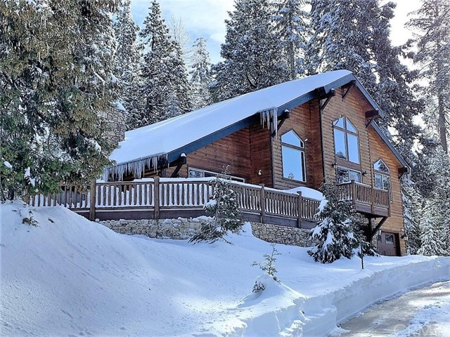 41768 Timber Ridge Ln, Shaver Lake, CA 93664 Photo