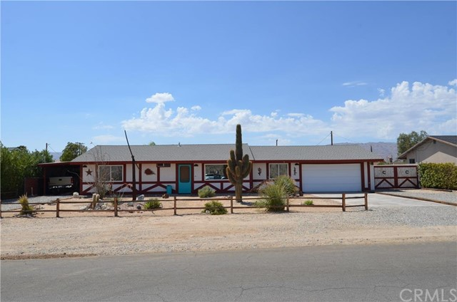 75015 Saddlehorn Road, 29 Palms, CA 92277