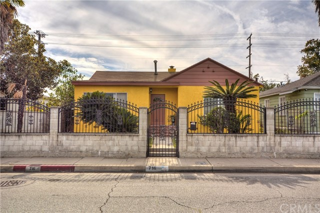 Single Family Home for Sale at 716 W Ramona Road Alhambra, 91803 United States