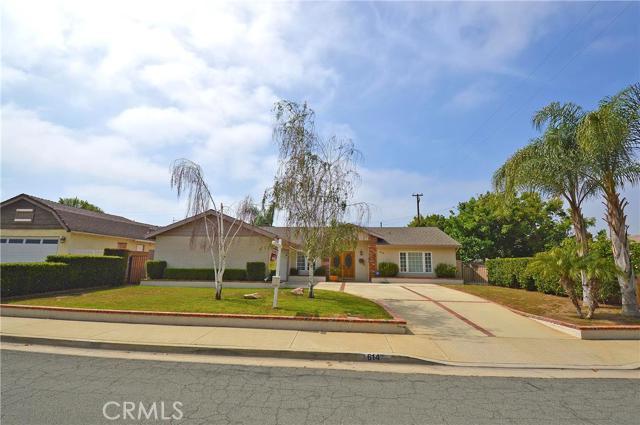 614 East  Raborn Street, SAN DIMAS, 91773, CA