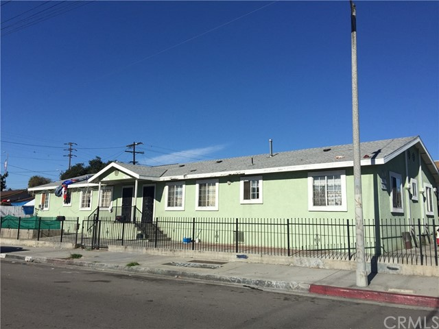 Single Family for Sale at 1803 Workman Street Los Angeles, California 90031 United States