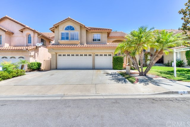 Single Family Home for Sale at 7 Tanglewood Aliso Viejo, California 92656 United States