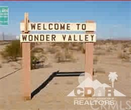Marks Road, 29 Palms, CA, 92277