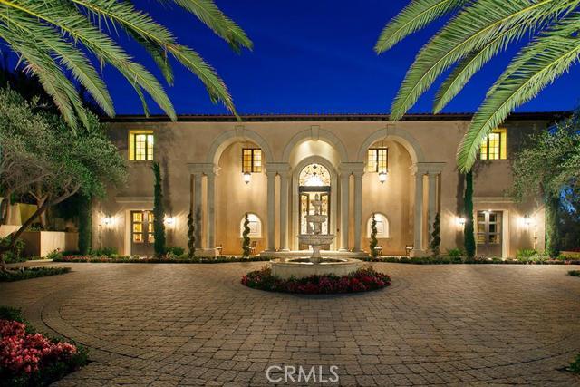 Single Family Home for Sale at 16 Skyridge St Newport Coast, California 92657 United States