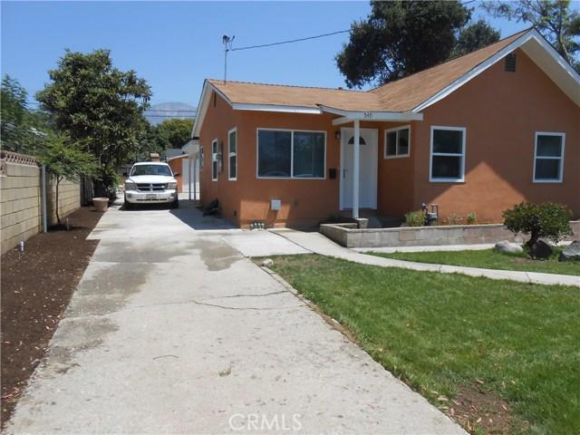 545 G Street  Upland CA 91786