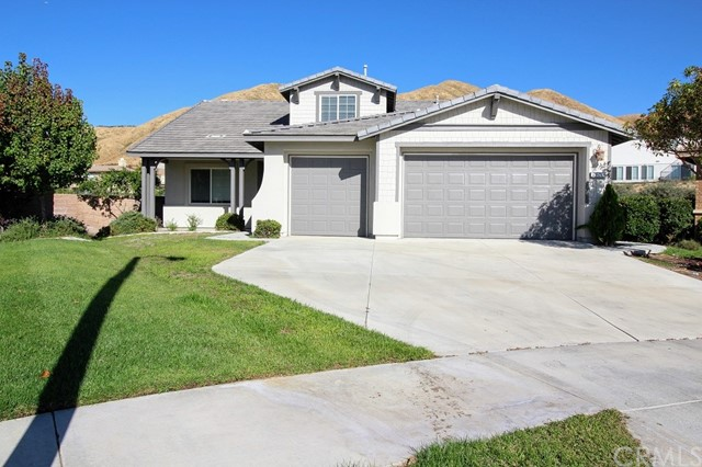 33970 Oro Fino Court Yucaipa, CA 92399 is listed for sale as MLS Listing CV17222349