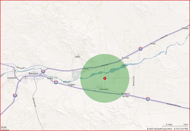 0 Minnaloa Newberry Springs, CA 0 - MLS #: TR17212259