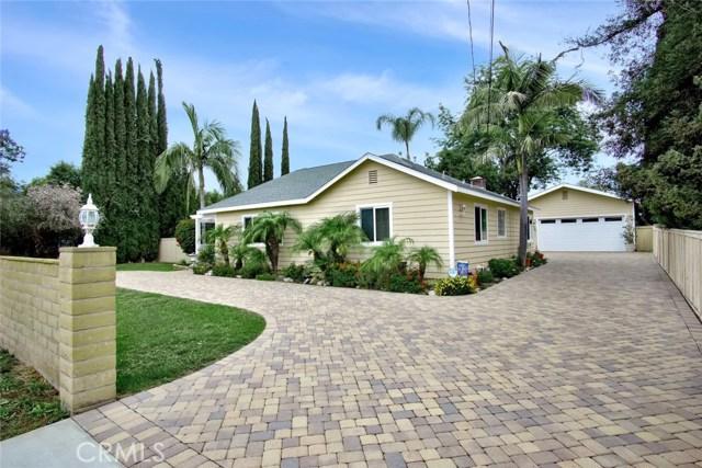 1211 La Colina Drive, North Tustin, CA 92780