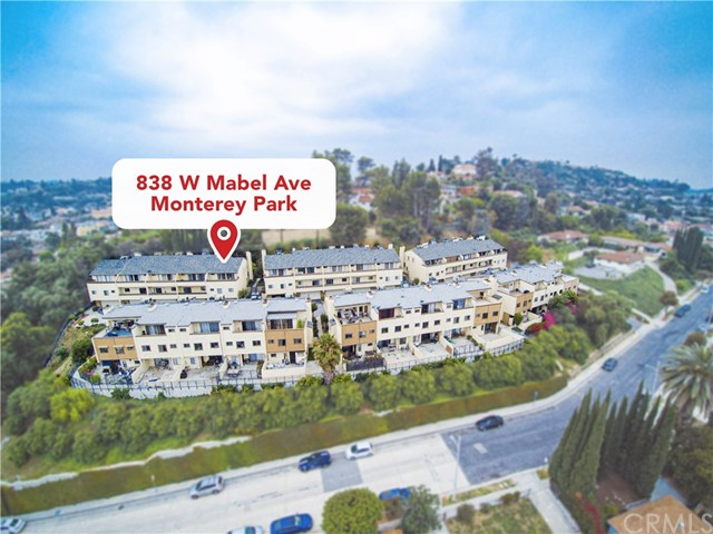 Detail Gallery Image 1 of 1 For 838 W Mabel Ave, Monterey Park, CA 91754 - 2 Beds | 2 Baths