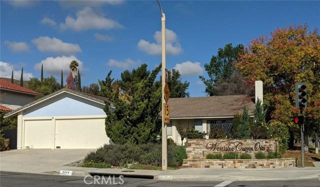 6004 Hedgewall Drive, Westlake Village, CA 91362