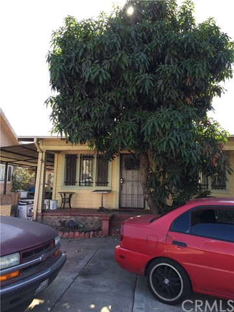 1706 E 41st Place, Los Angeles CA 90058
