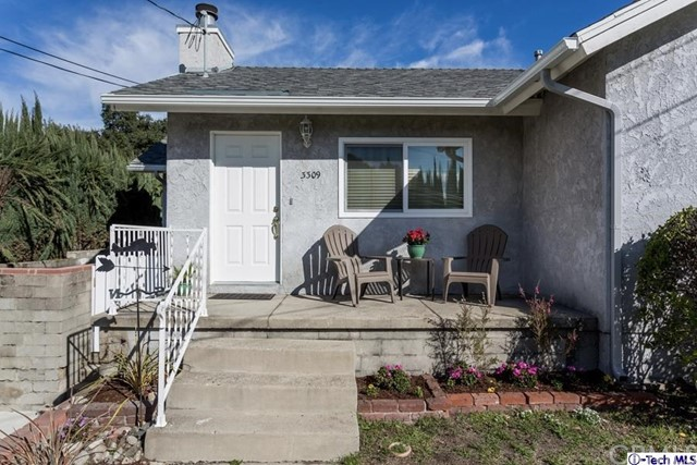 3309 Encinal Avenue La Crescenta, CA 91214 is listed for sale as MLS Listing 317001701