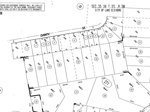 0 Dwan Drive Lake Elsinore, CA 92530 - MLS #: OC17225930