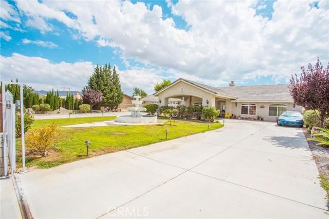17639 Redding Street, Hesperia, CA, 92345