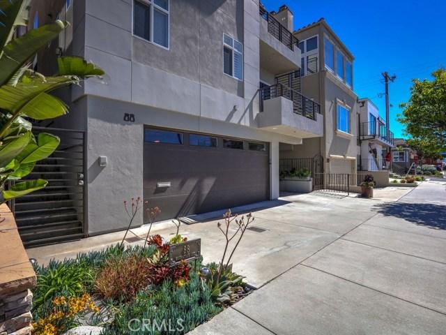 88 Manhattan Avenue Manhattan Beach, CA 90266 - MLS #: SB17179236