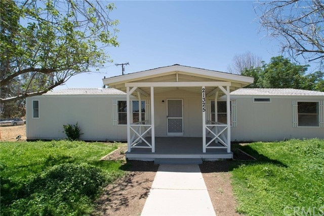 Single Family for Sale at 21325 Aubry Street Perris, California 92570 United States