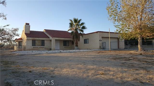 Single Family Home for Sale at 6860 Condalia Avenue Yucca Valley, California 92284 United States