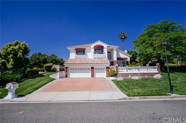 2085 Westminster Drive, Riverside, California