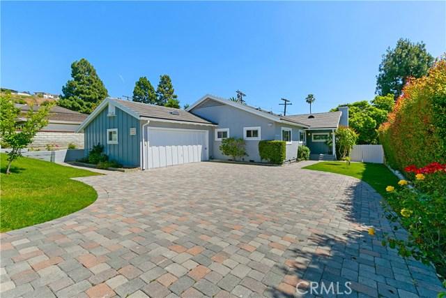 1216 Via Landeta , Palos Verdes Estates, CA 90274