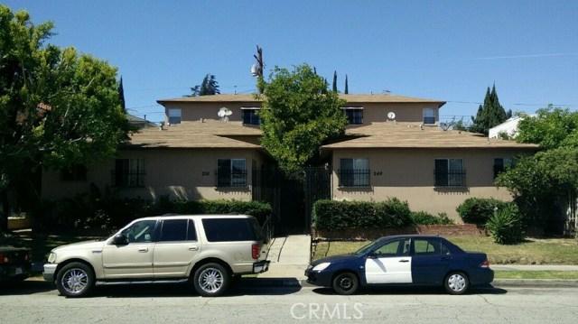 Single Family for Sale at 249 Pomona Boulevard W Monterey Park, California 91754 United States