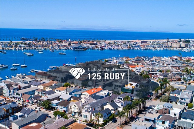 125 Ruby Avenue Newport Beach, CA 92662 is listed for sale as MLS Listing NP18114207