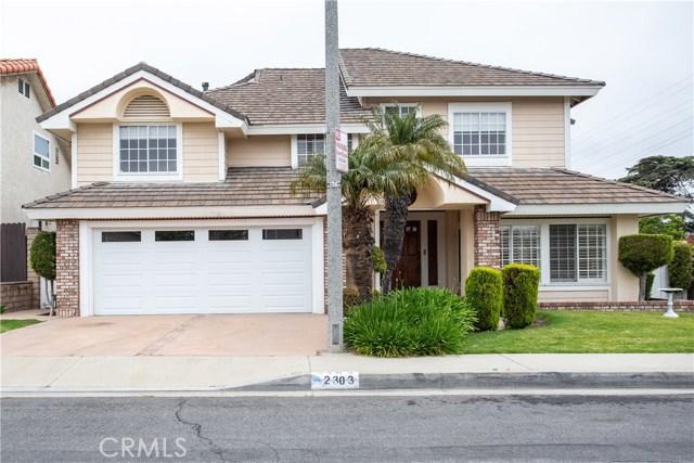 2303 Robin Lane, Lomita, California 90717, 4 Bedrooms Bedrooms, ,3 BathroomsBathrooms,Single family residence,For Sale,Robin,SB19054914