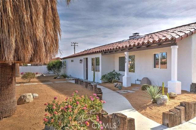 Single Family Home for Sale at 389 Cabrillo Road 389 Cabrillo Road Palm Springs, California 92262 United States