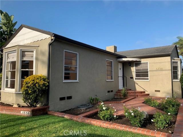 1539 Bonnie Brae Hermosa Beach CA 90254