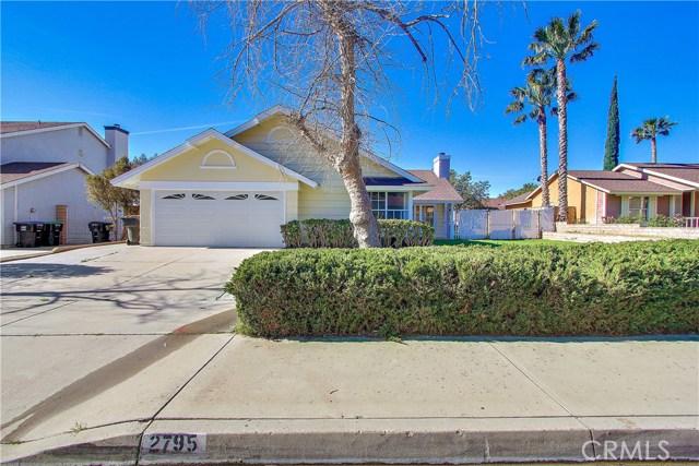 Single Family Home for Sale at 2795 Meyers Road W San Bernardino, California 92407 United States
