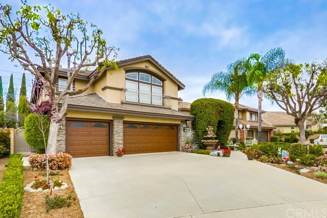 Single Family Home for Sale at 1349 Corbett Drive Placentia, California 92870 United States