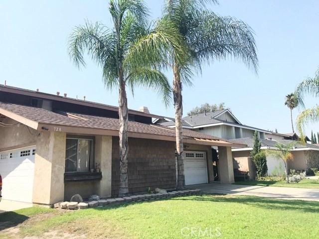 722 S Park Hyde Street Orange, CA 92868 - MLS #: OC17203675