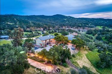 6450  Squire Knoll Road, San Luis Obispo, California