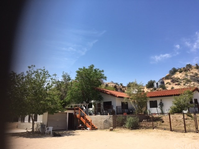 Single Family Home for Sale at 6400 Pioneertown Road Pioneertown, California 92284 United States