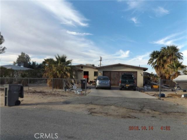 74426 Maricopa Drive, 29 Palms, California 92277