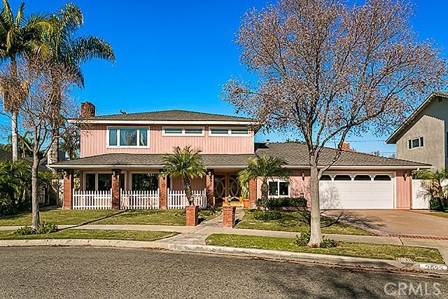 Single Family Home for Sale at 2523 Roberta Drive E Orange, California 92869 United States
