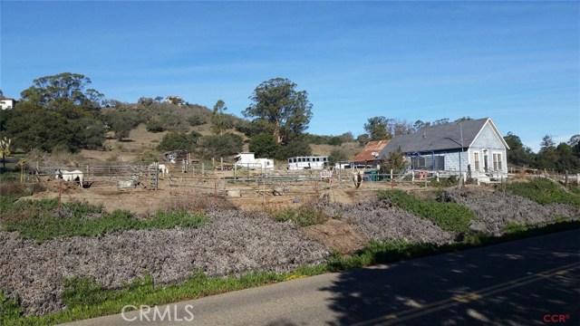 Terreno por un Venta en 541 Corbett Canyon Road 541 Corbett Canyon Road Arroyo Grande, California 93420 Estados Unidos