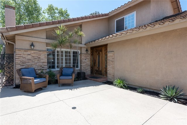 One of Anaheim Hills 4 Bedroom Homes for Sale at 6278 E Via Ribazo